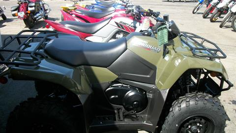2019 Suzuki KingQuad 400ASi in Simi Valley, California