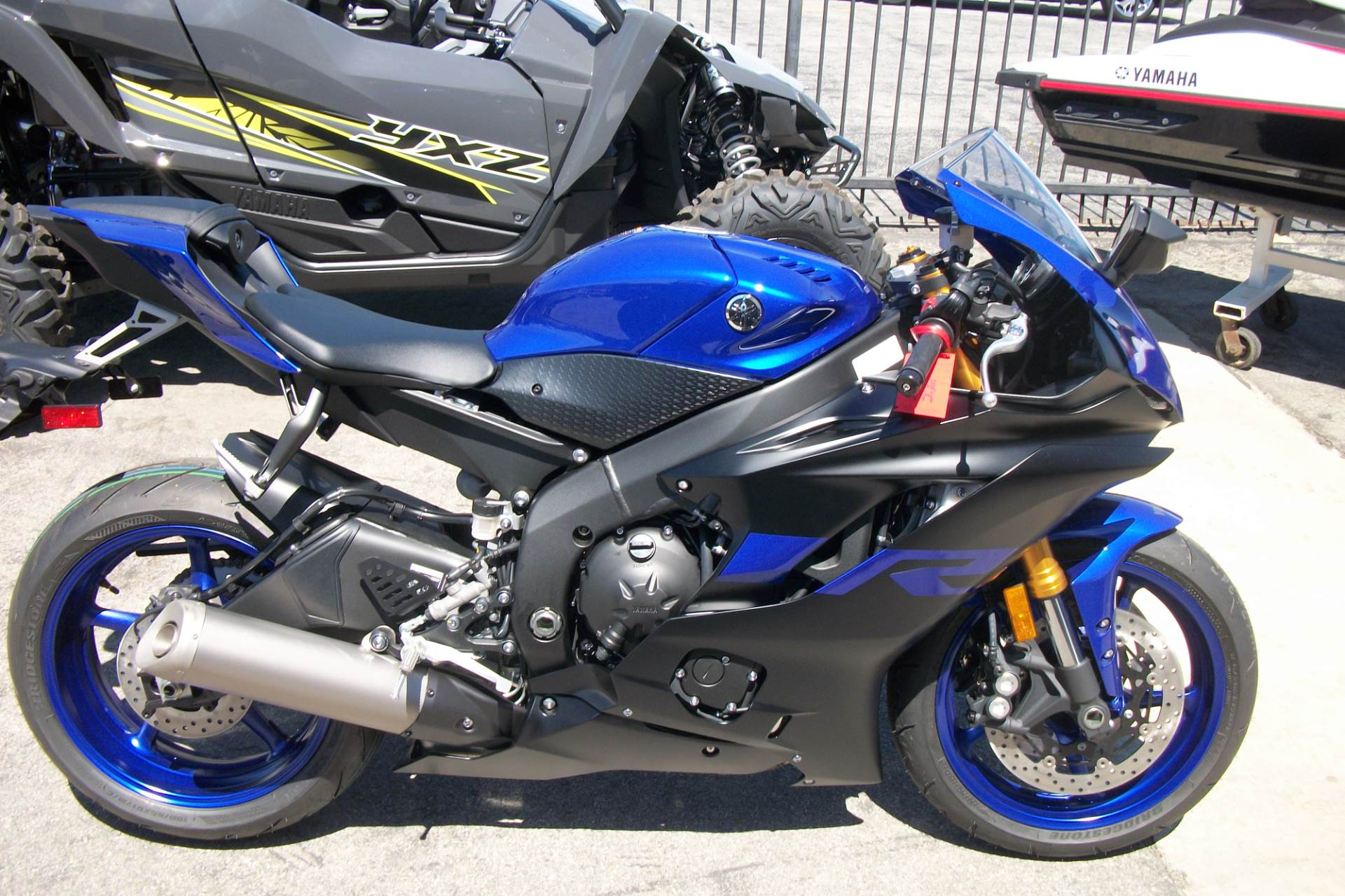 2019 Yamaha YZF-R6 in Simi Valley, California - Photo 1