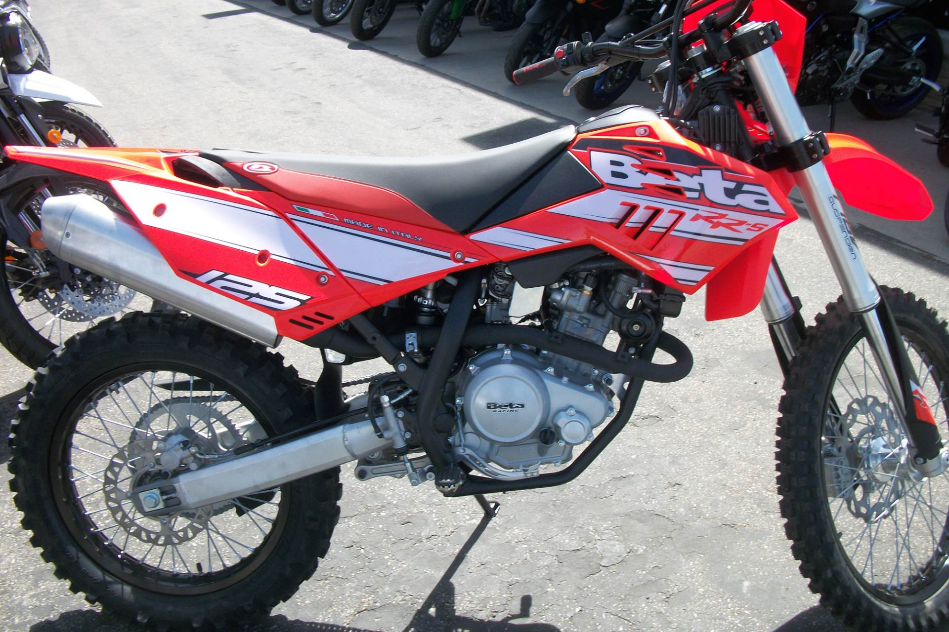 2017 Beta 125 RR-S in Simi Valley, California