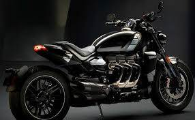 2020 Triumph ROCKET III TFC in Simi Valley, California
