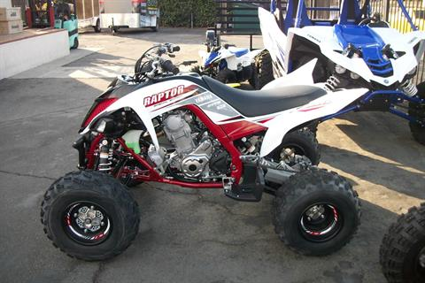 2018 Yamaha Raptor 700R SE in Simi Valley, California