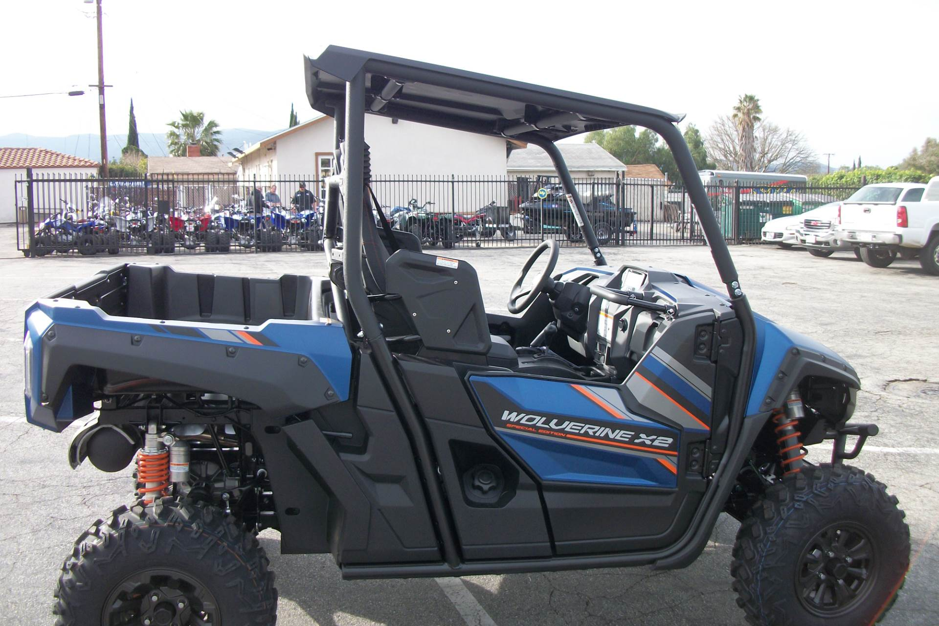 2019 Yamaha Wolverine X2 R-Spec SE in Simi Valley, California - Photo 1