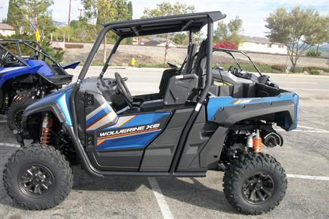 2019 Yamaha Wolverine X2 R-Spec SE in Simi Valley, California - Photo 2