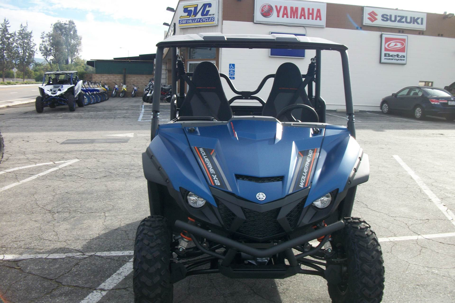 2019 Yamaha Wolverine X2 R-Spec SE in Simi Valley, California - Photo 3