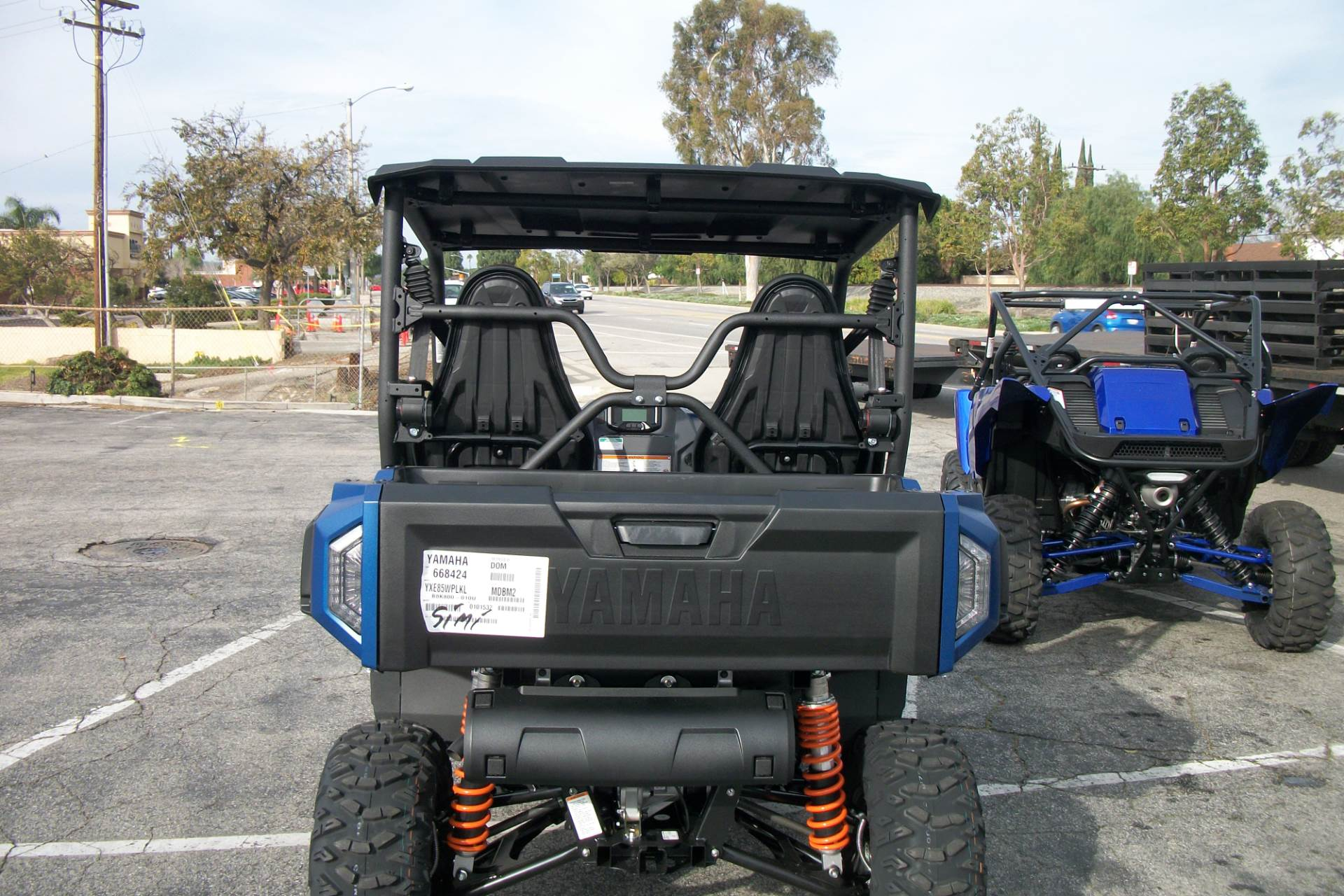 2019 Yamaha Wolverine X2 R-Spec SE in Simi Valley, California - Photo 4
