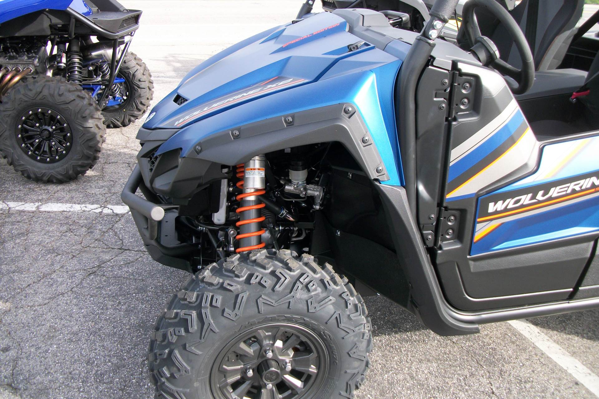 2019 Yamaha Wolverine X2 R-Spec SE in Simi Valley, California - Photo 7