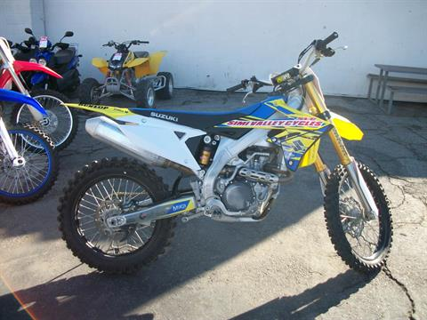2018 Suzuki RM-Z450 in Simi Valley, California
