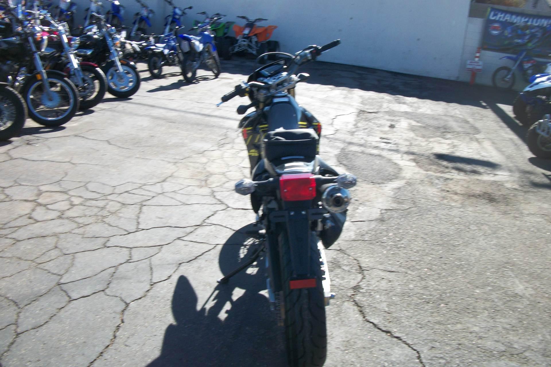 New 2018 Suzuki DR-Z400SM Motorcycles in Simi Valley, CA