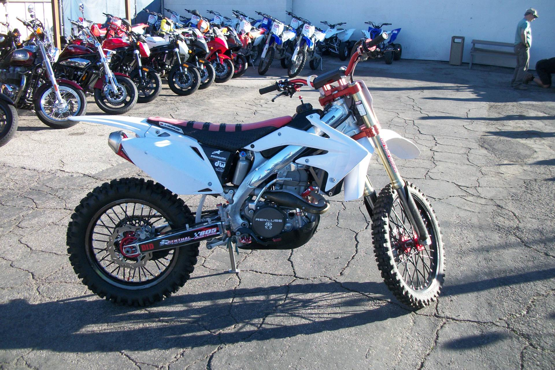 2006 Honda CRF™450R in Simi Valley, California - Photo 1