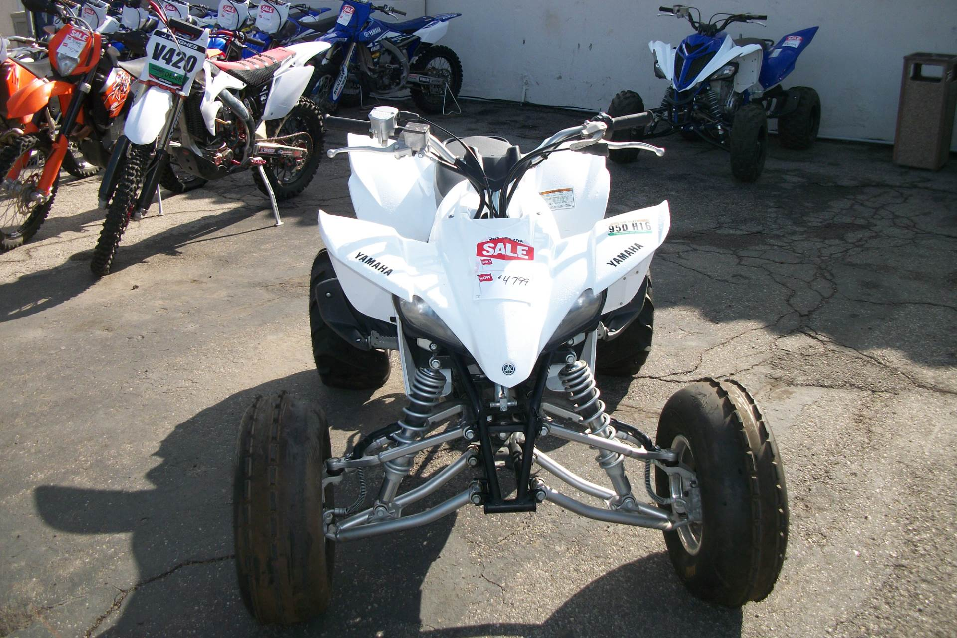 2013 Yamaha YFZ450 in Simi Valley, California - Photo 3