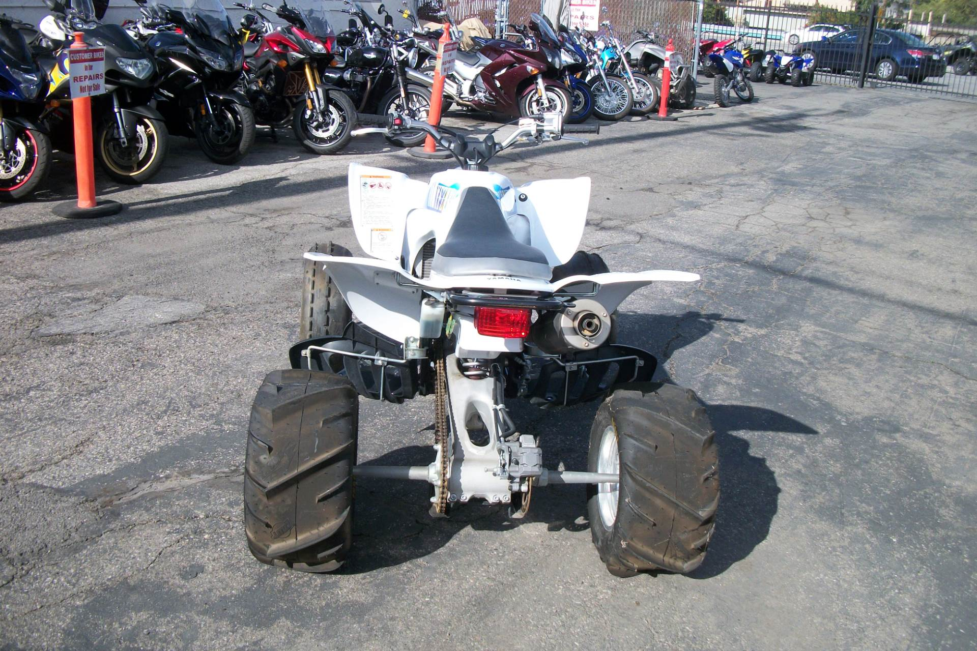 2013 Yamaha YFZ450 in Simi Valley, California - Photo 4
