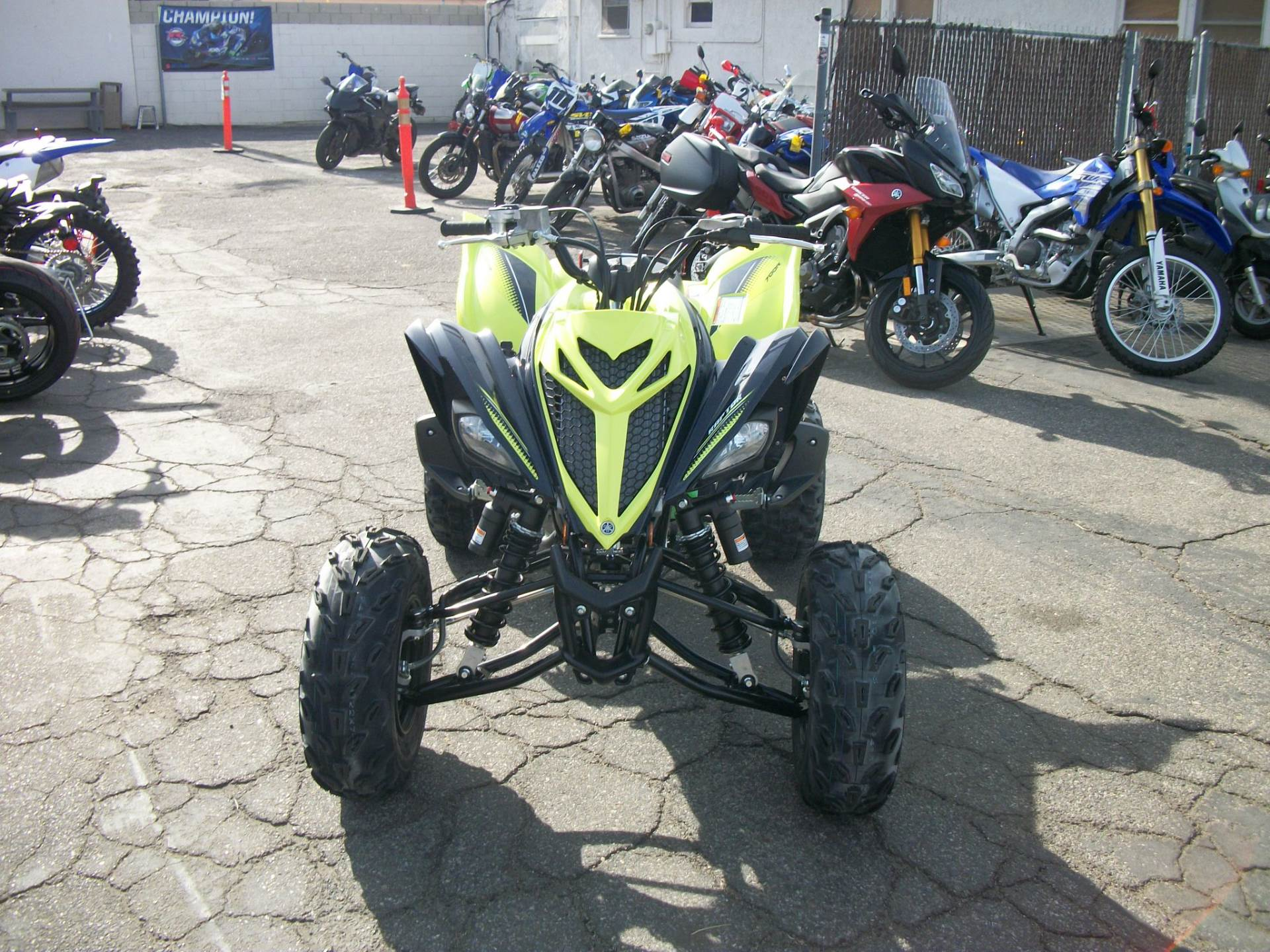 2020 Yamaha Raptor 700R SE in Simi Valley, California - Photo 3