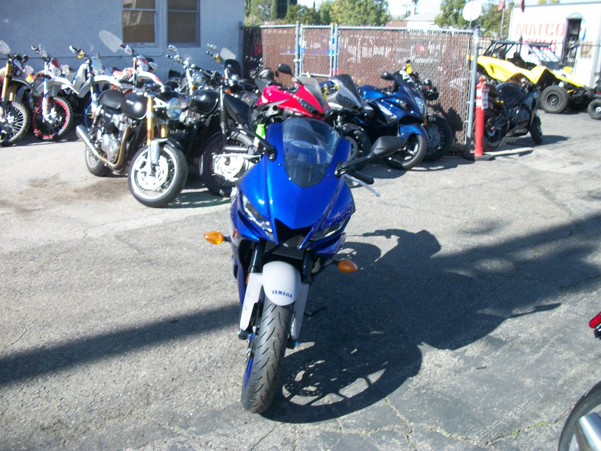 2020 Yamaha YZF-R3 in Simi Valley, California - Photo 3