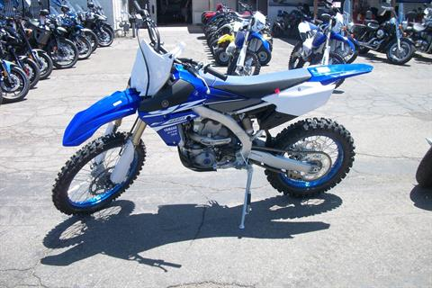 2018 Yamaha YZ450FX in Simi Valley, California