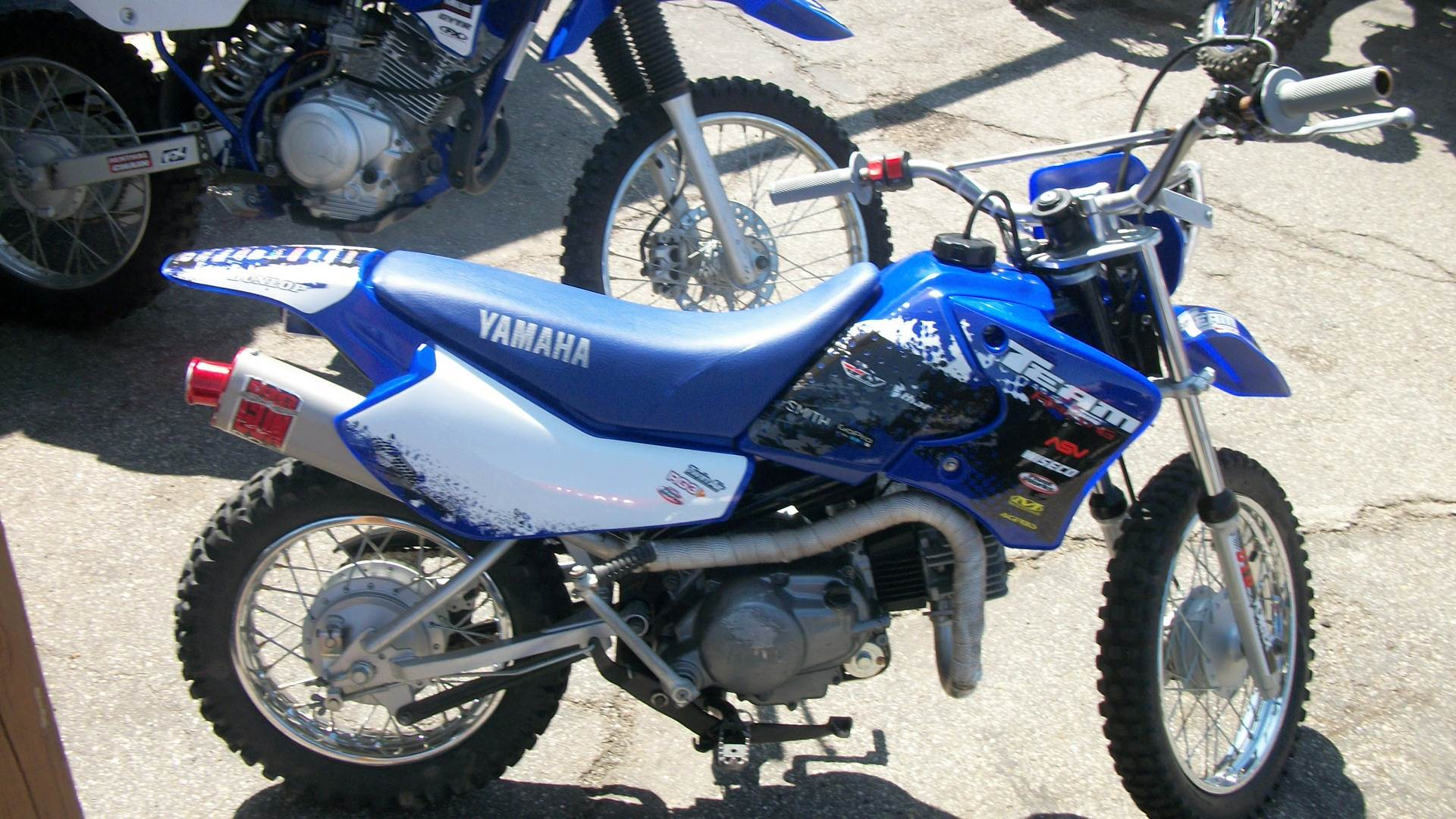 2006 Yamaha TTR90E Electric in Simi Valley, California - Photo 1