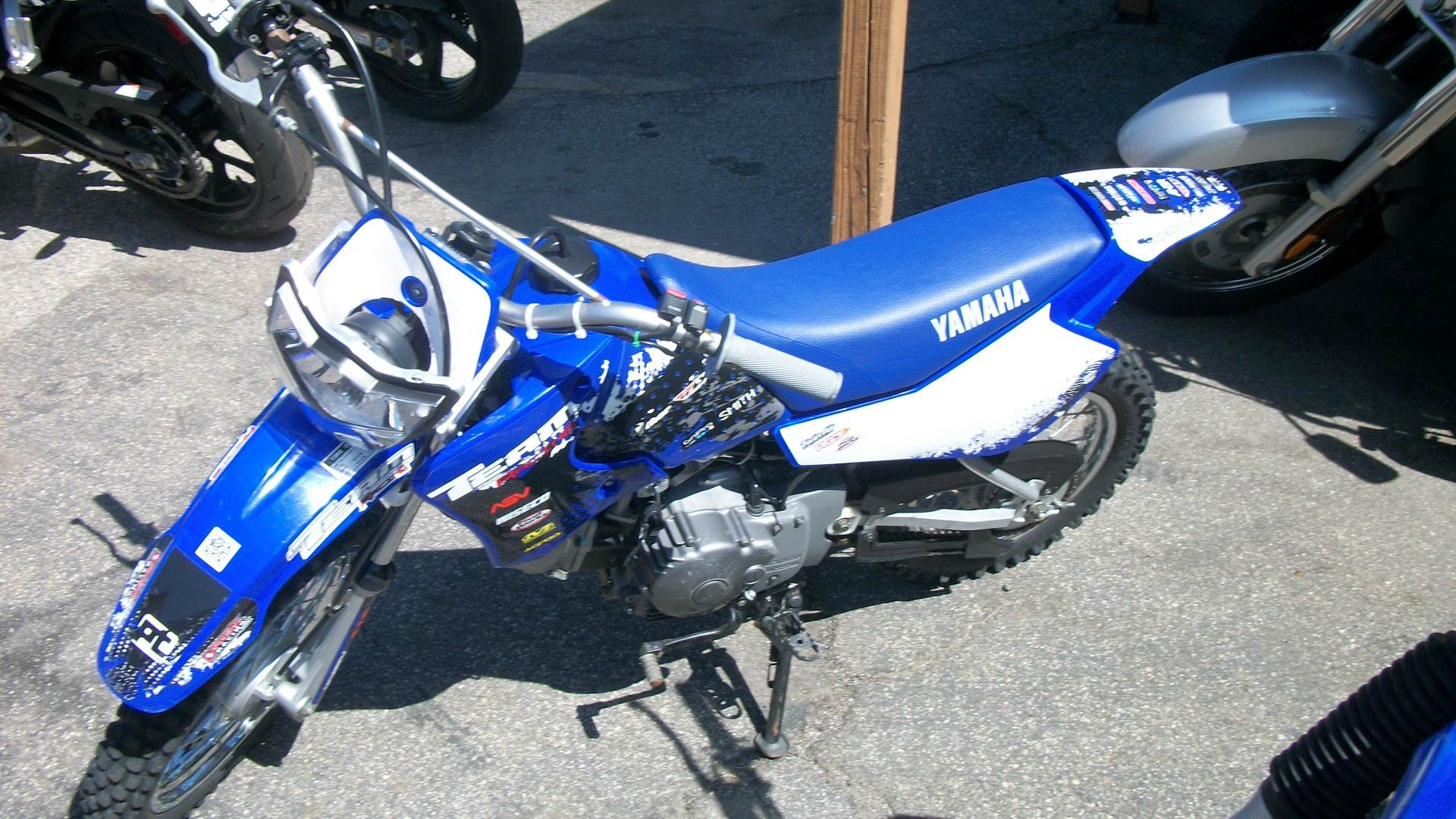 2006 Yamaha TTR90E Electric in Simi Valley, California - Photo 2