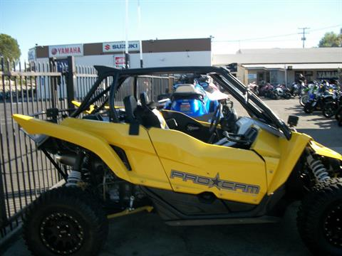 2016 Yamaha YXZ1000R SE in Simi Valley, California