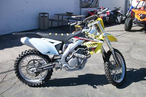 2016 Suzuki RM-Z450 in Simi Valley, California