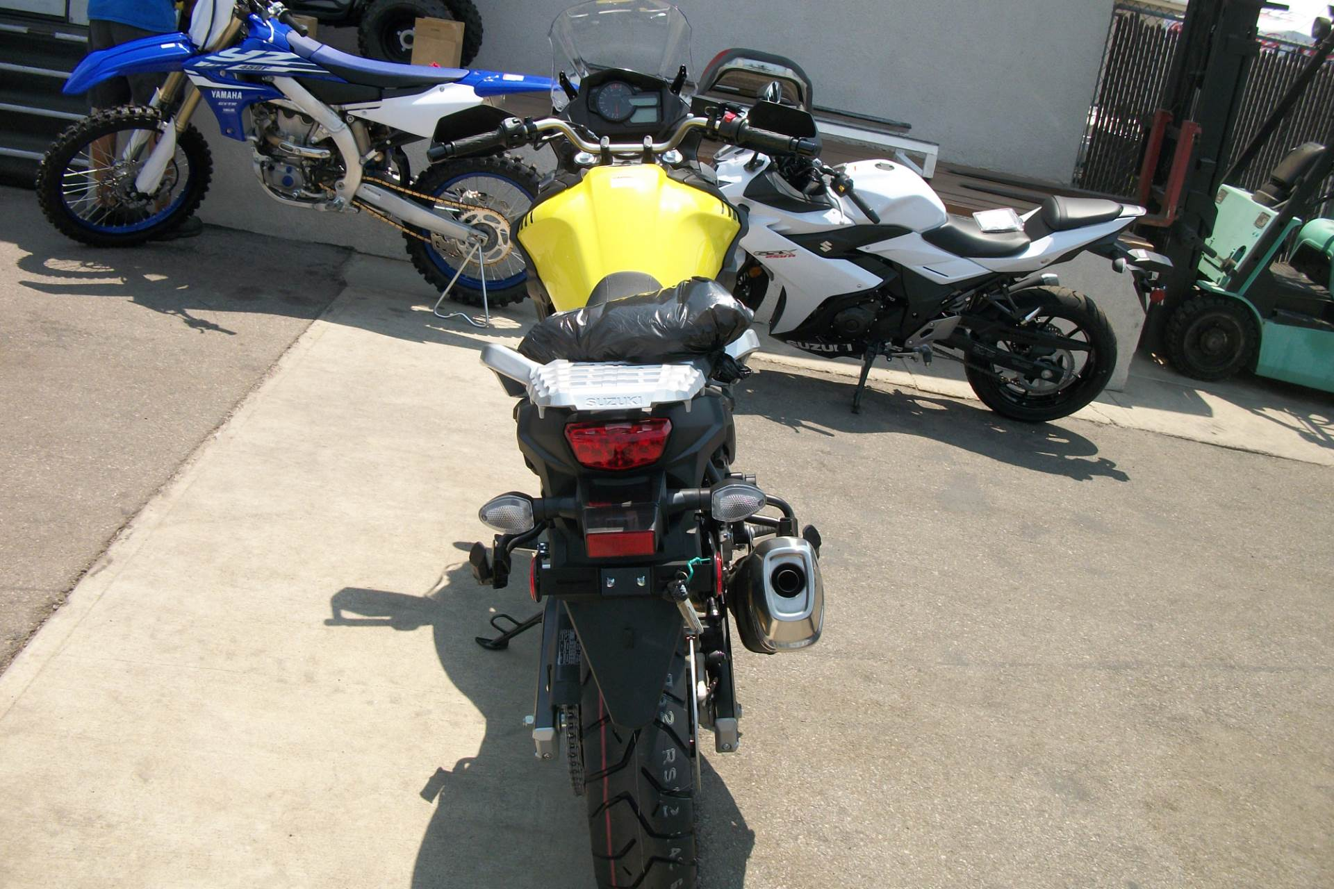2018 Suzuki V-Strom 650XT in Simi Valley, California