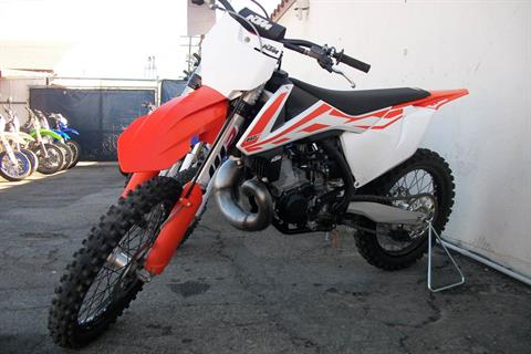 2017 KTM 250 SX in Simi Valley, California