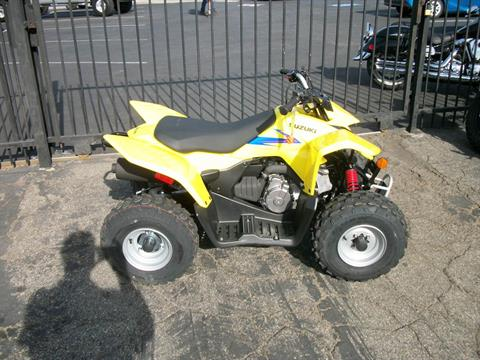 2020 Suzuki QuadSport Z90 in Simi Valley, California