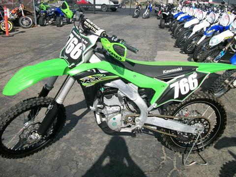 2017 Kawasaki KX250F in Simi Valley, California