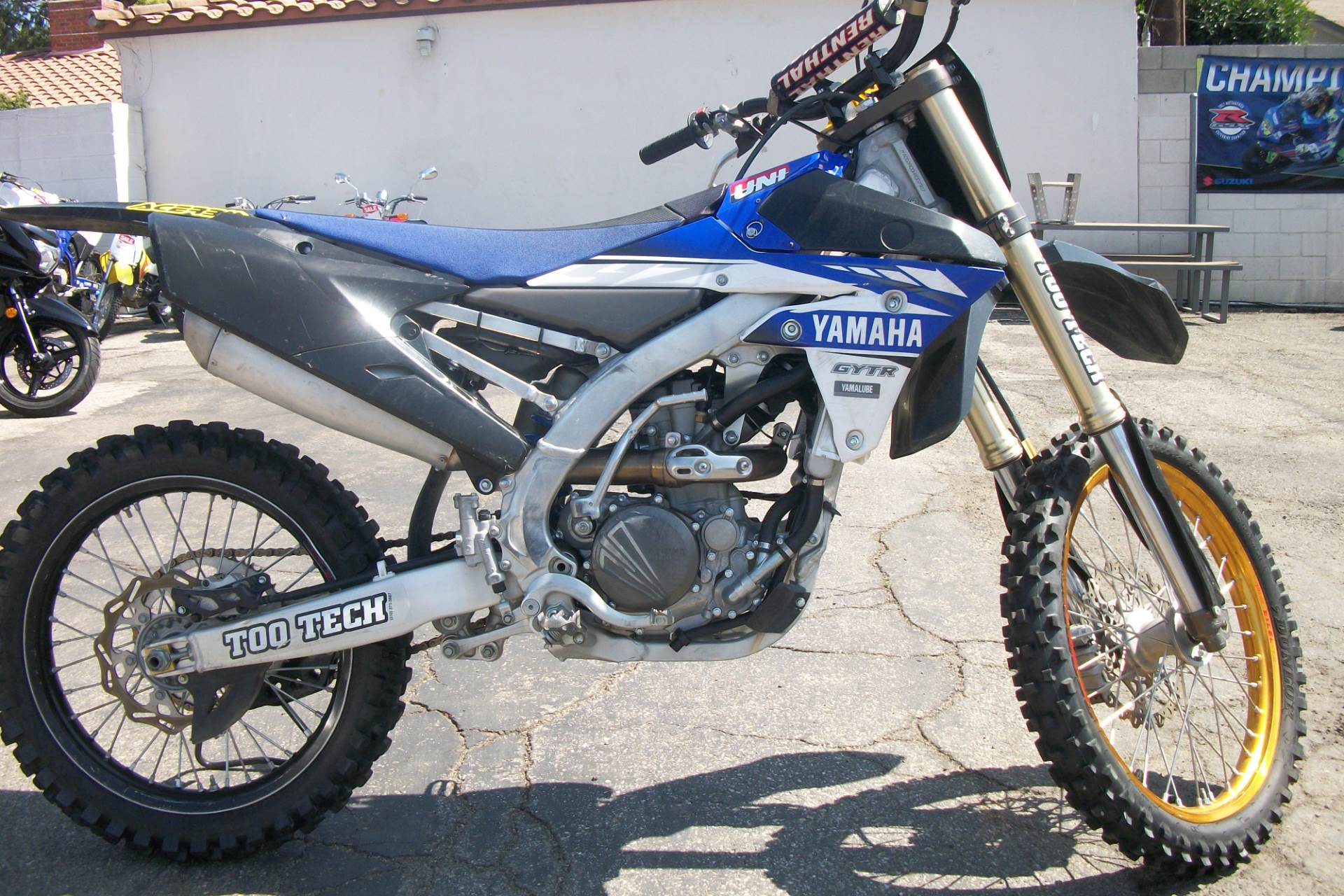 2017 Yamaha YZ250F in Simi Valley, California - Photo 1