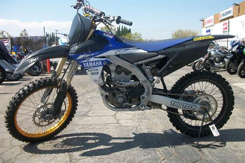 2017 Yamaha YZ250F in Simi Valley, California - Photo 2