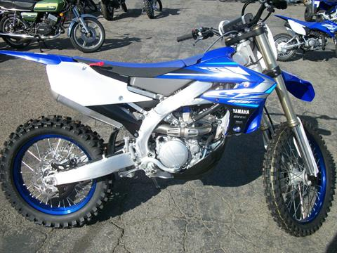 2020 Yamaha YZ250FX in Simi Valley, California - Photo 1