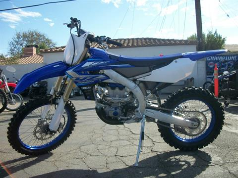 2020 Yamaha YZ250FX in Simi Valley, California - Photo 2