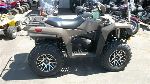 2019 Suzuki KingQuad 750AXi Power Steering SE+ in Simi Valley, California - Photo 1