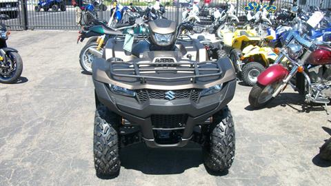 2019 Suzuki KingQuad 750AXi Power Steering SE+ in Simi Valley, California - Photo 2