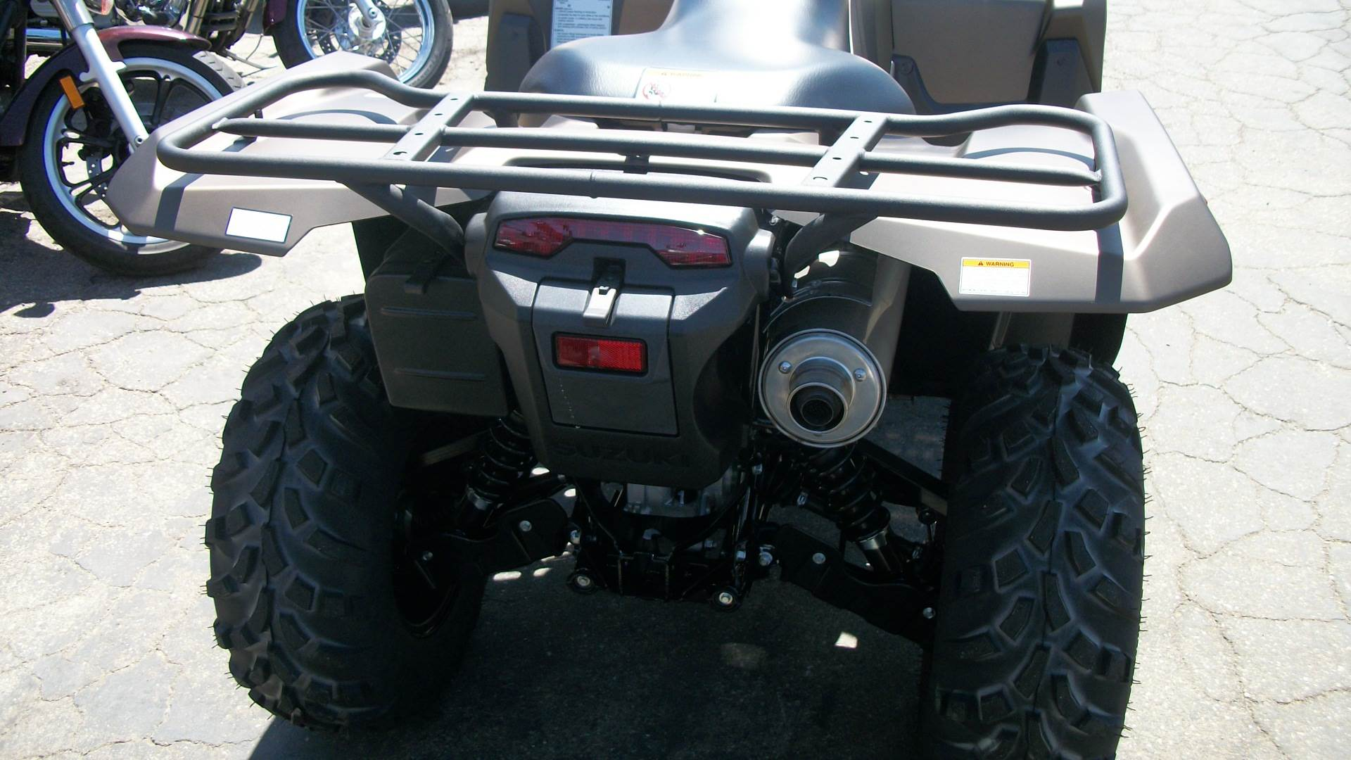 2019 Suzuki KingQuad 750AXi Power Steering SE+ in Simi Valley, California - Photo 4
