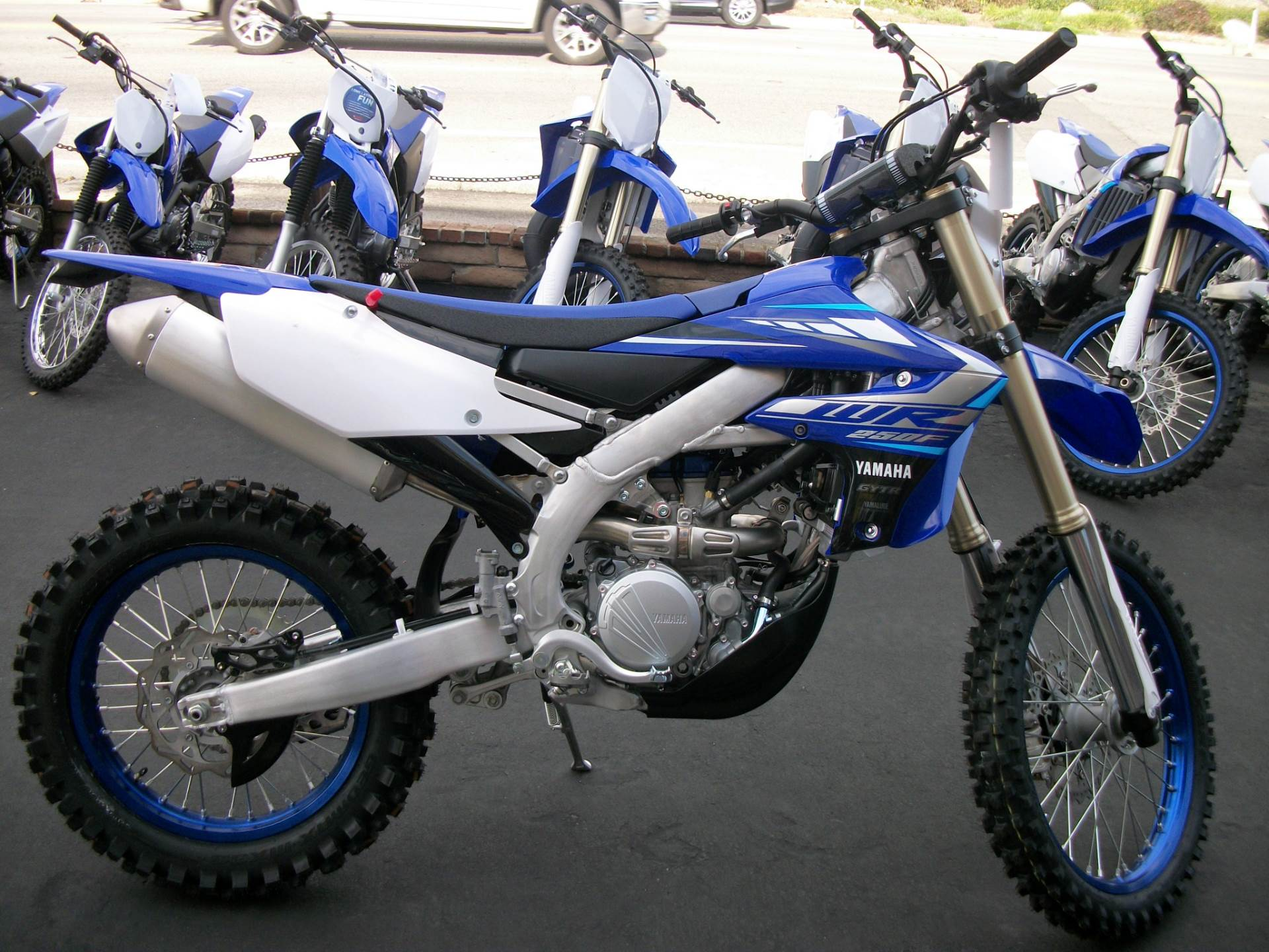 2020 Yamaha WR250F in Simi Valley, California - Photo 1