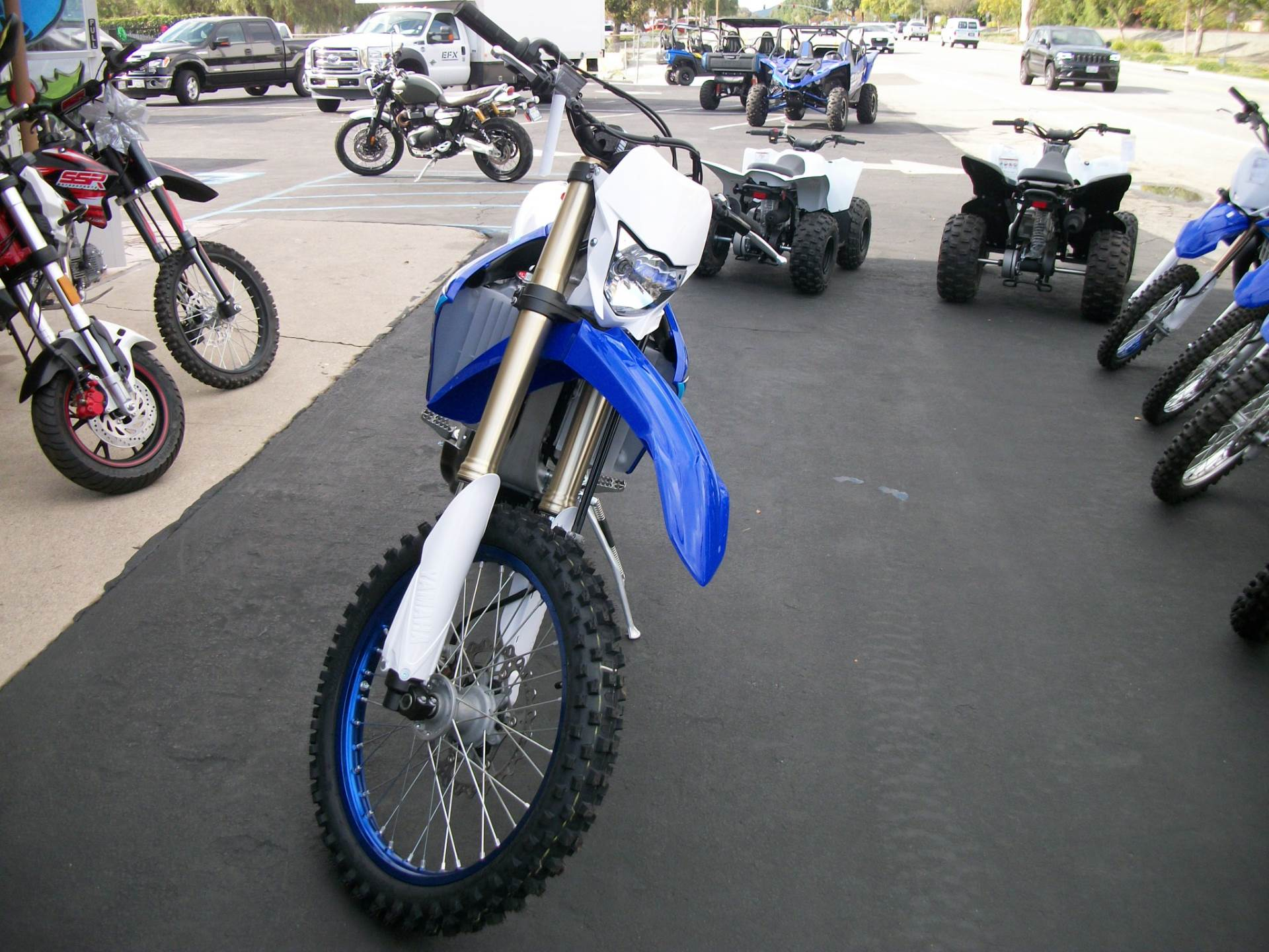2020 Yamaha WR250F in Simi Valley, California - Photo 3