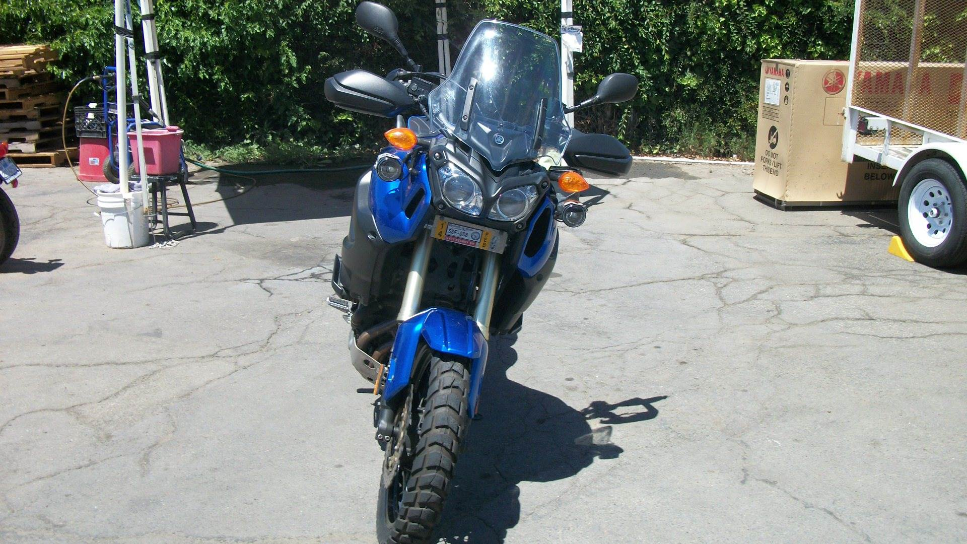2012 Yamaha Super Ténéré in Simi Valley, California - Photo 3