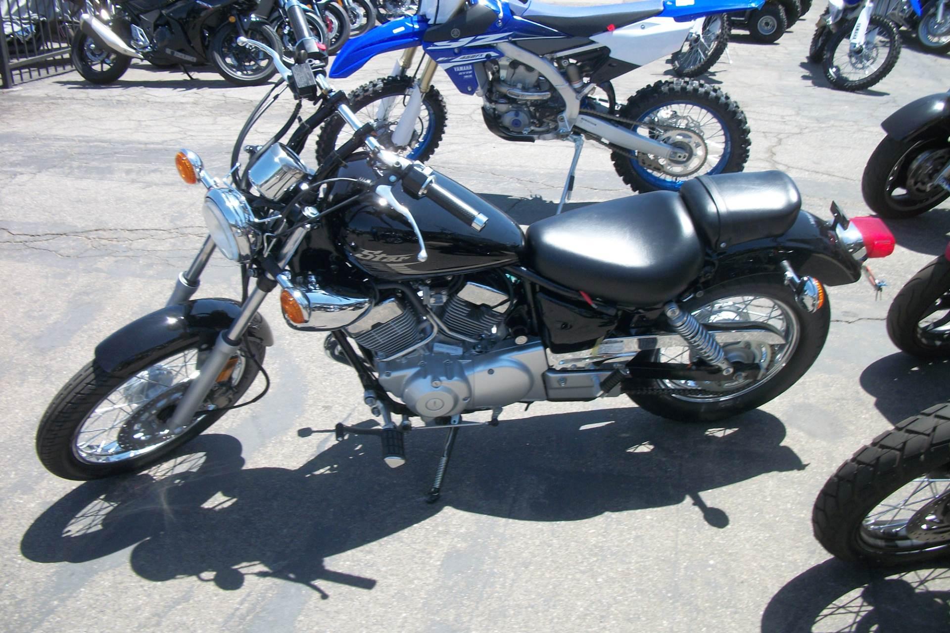 New 2018 Yamaha V Star 250 Motorcycles In Simi Valley Ca