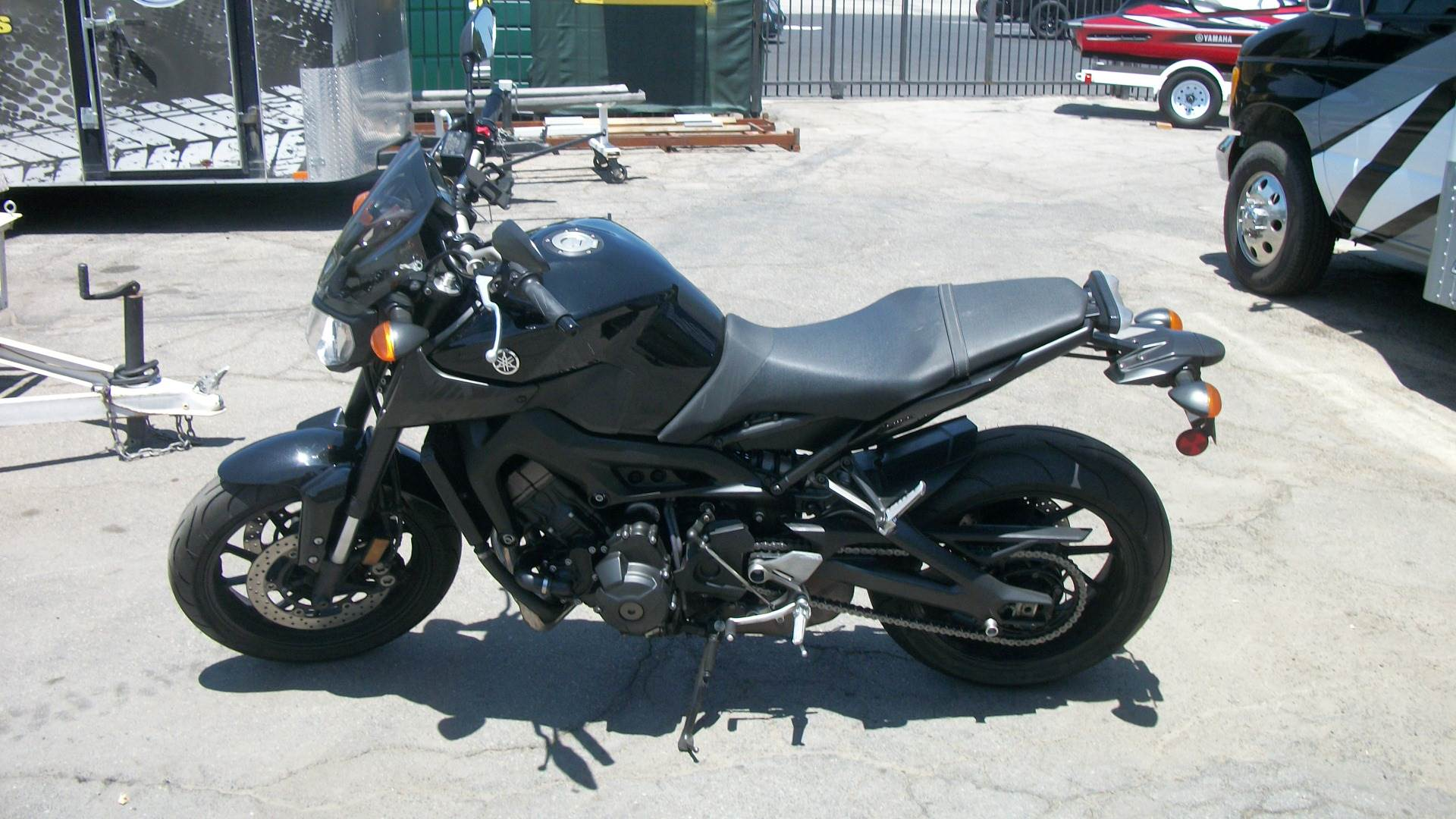 2016 Yamaha FZ-09 in Simi Valley, California