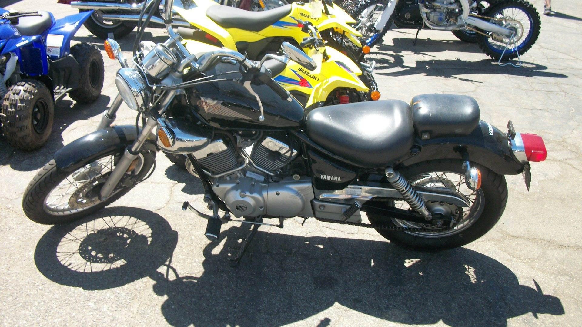 2005 Yamaha Virago 250 in Simi Valley, California