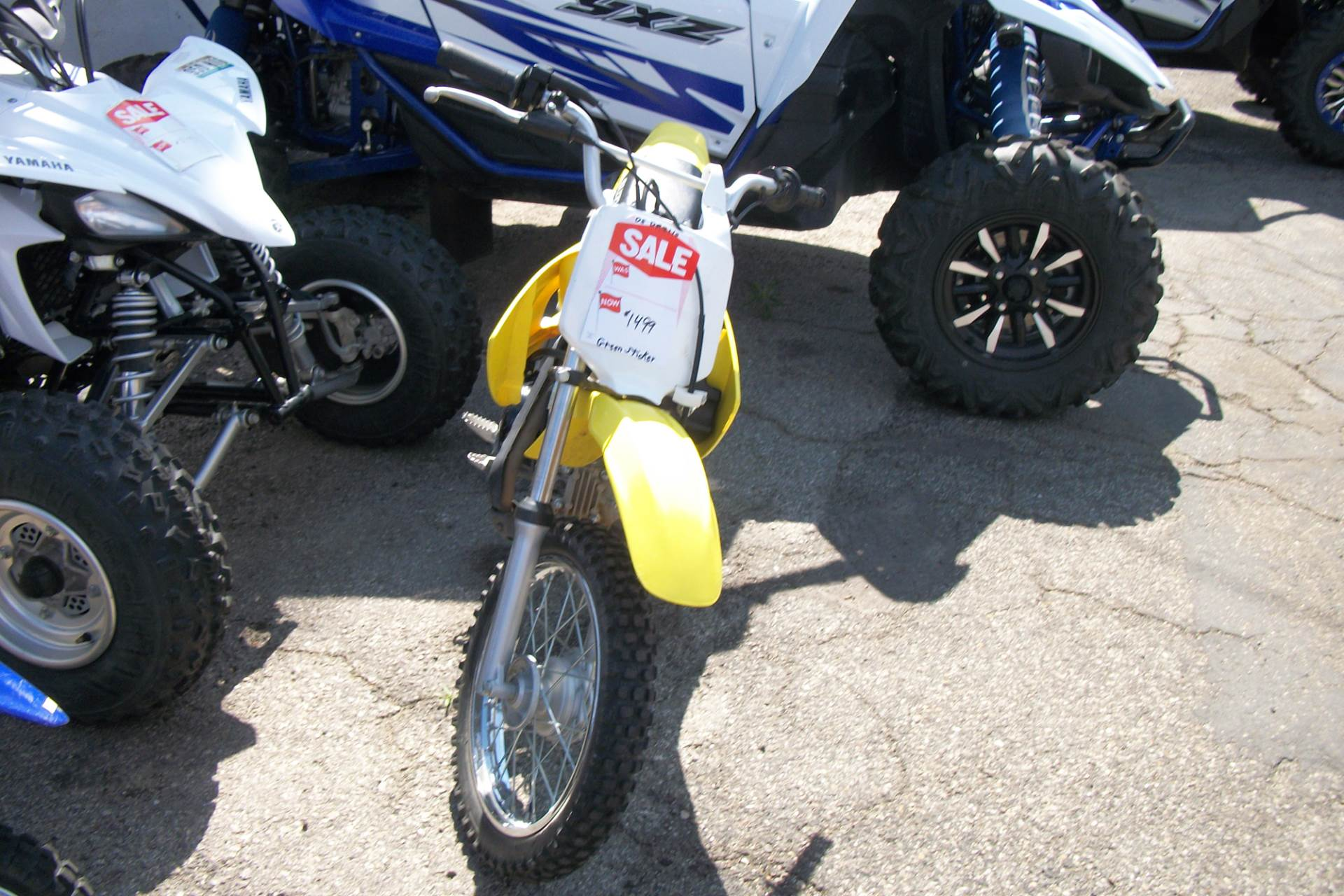 2005 Suzuki DR-Z110 in Simi Valley, California