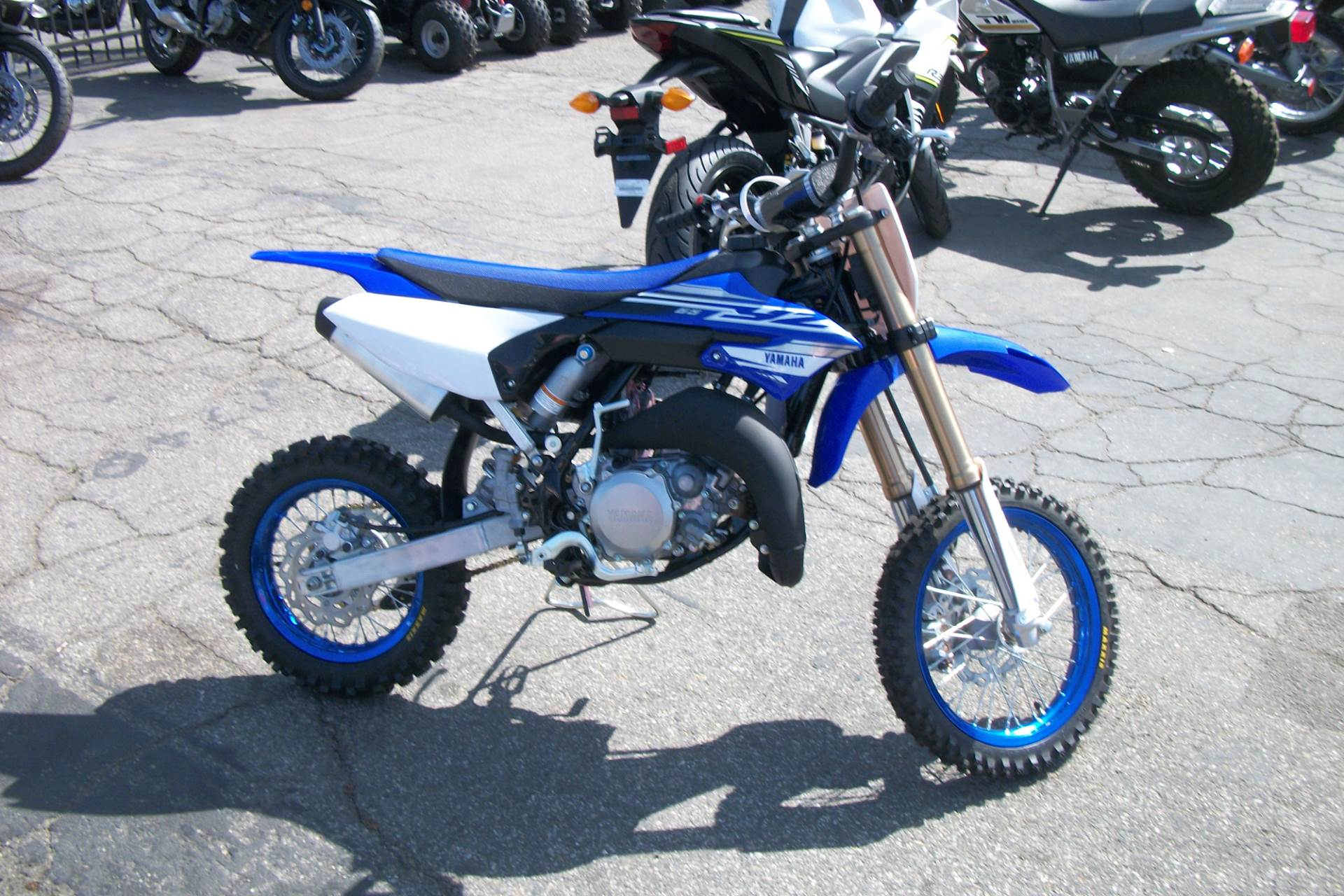 2018 Yamaha YZ65 in Simi Valley, California