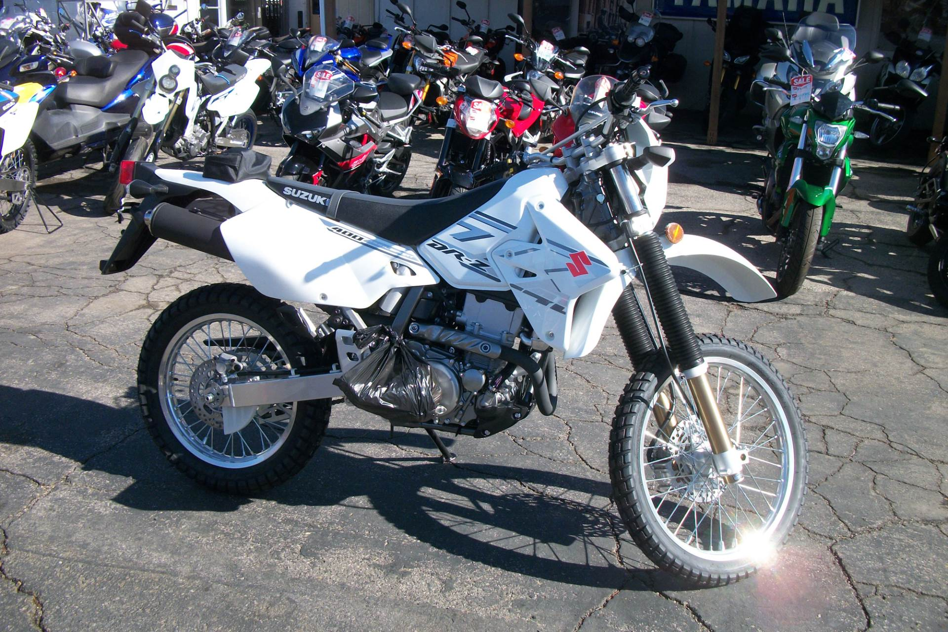 2018 Suzuki DR-Z400S in Simi Valley, California