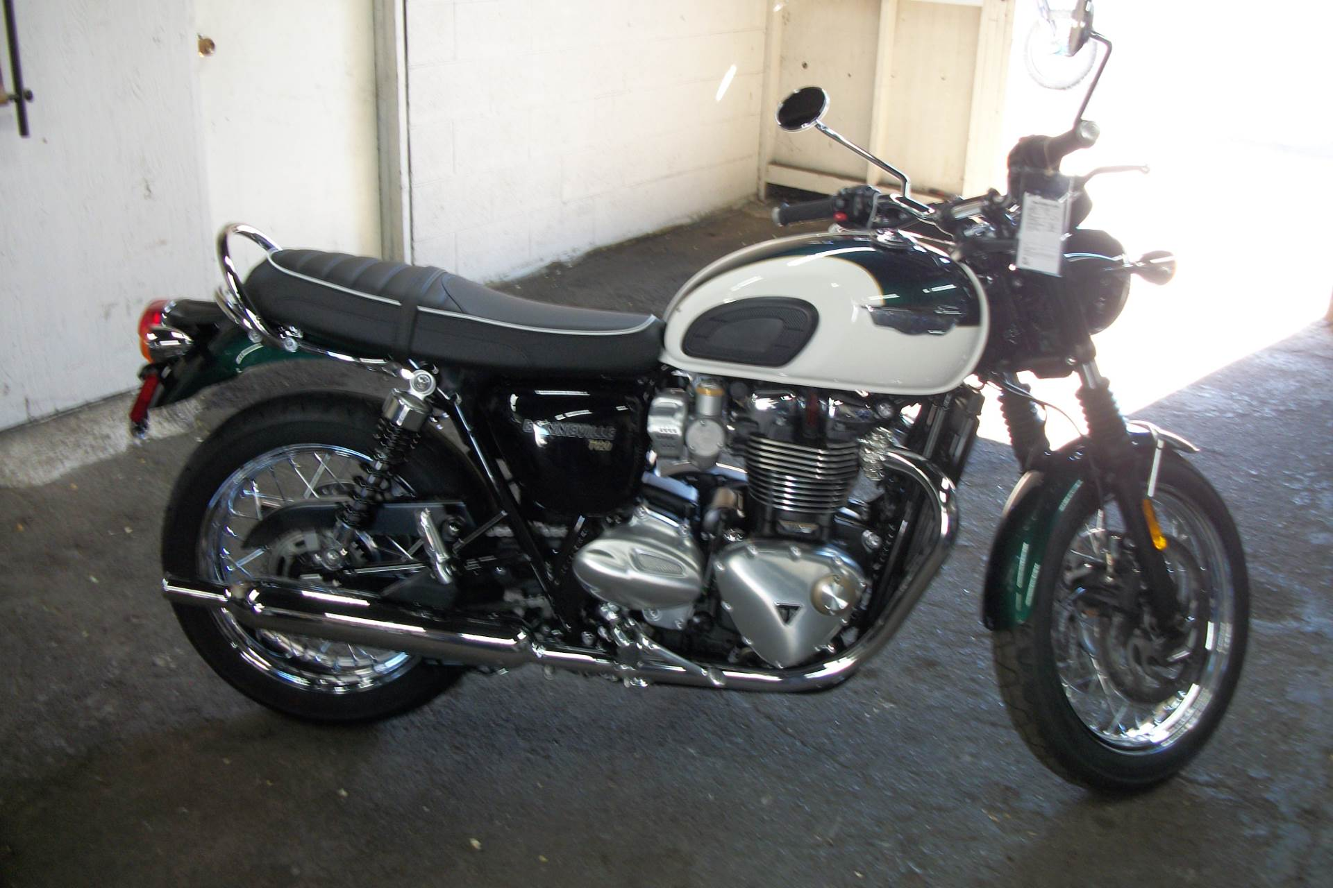 New 2019 Triumph Bonneville T120 Motorcycles In Simi Valley Ca