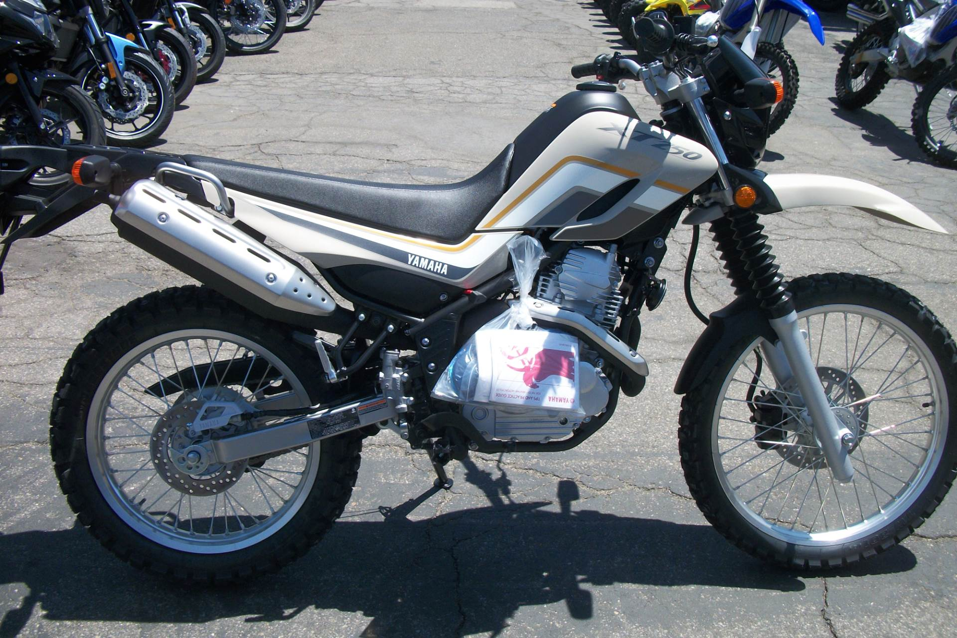 New 2018 Yamaha XT250 Motorcycles in Simi Valley, CA