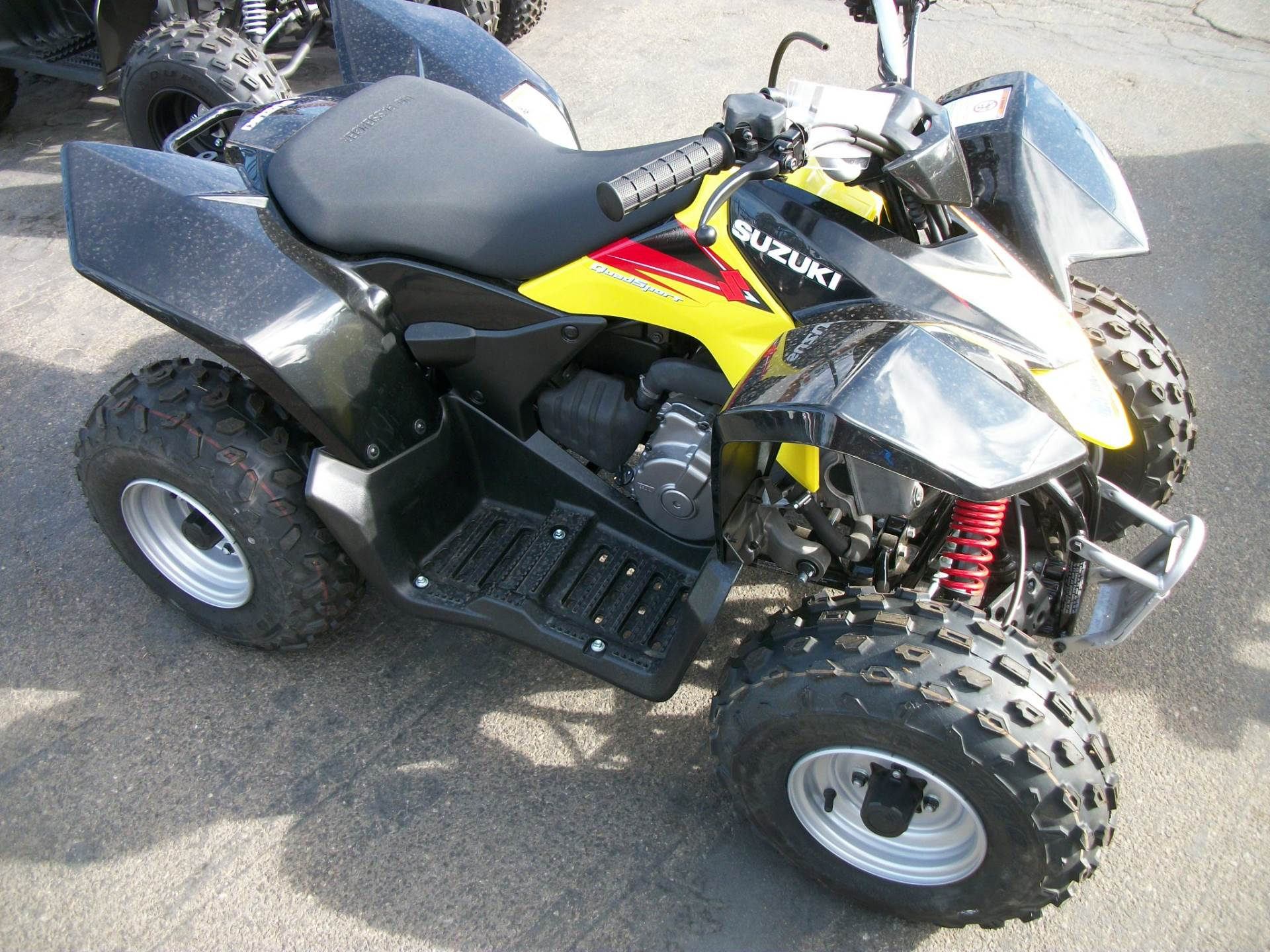 New 2018 Suzuki QuadSport Z90 ATVs in Simi Valley, CA