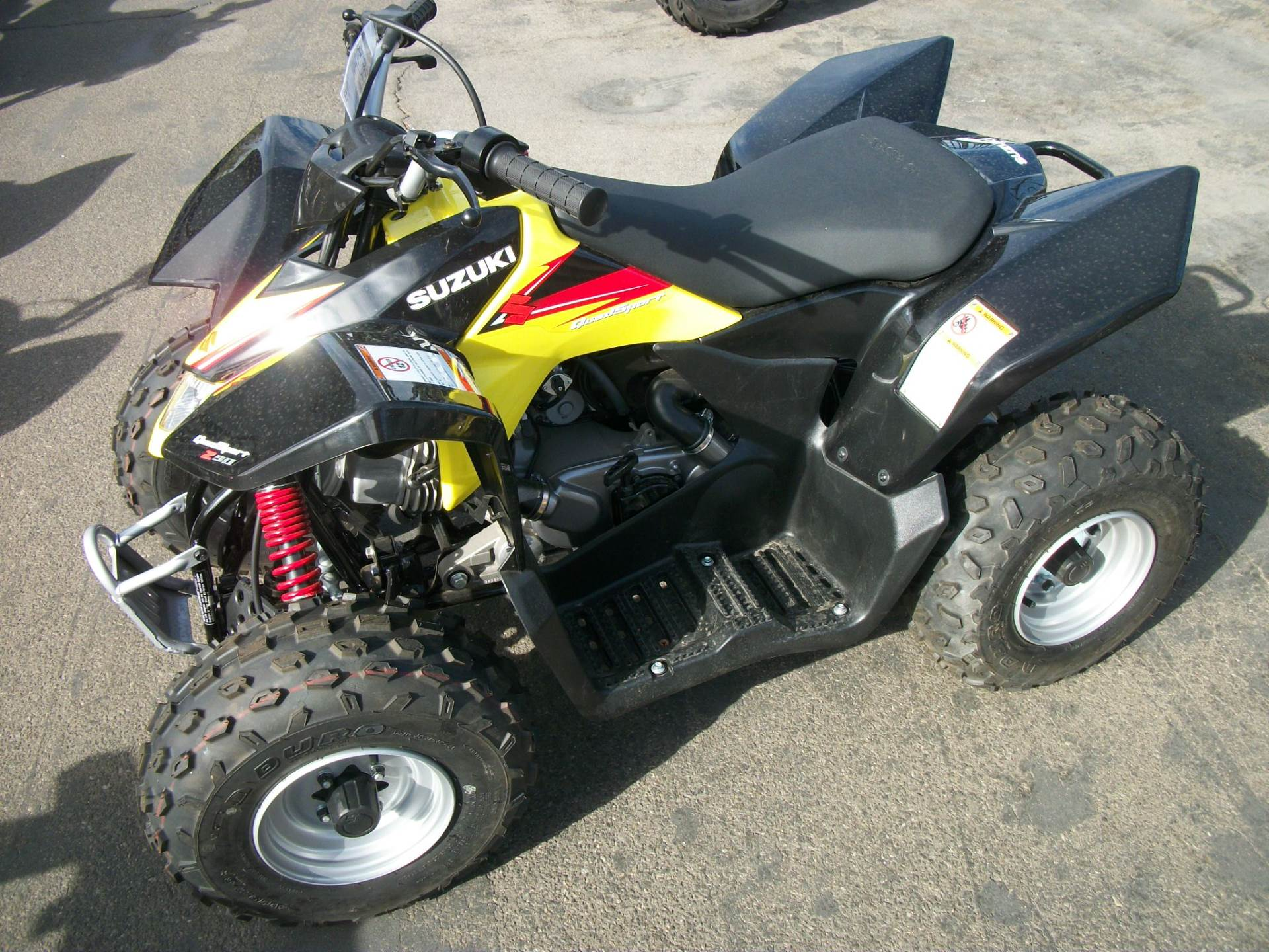 2018 Suzuki QuadSport Z90 in Simi Valley, California
