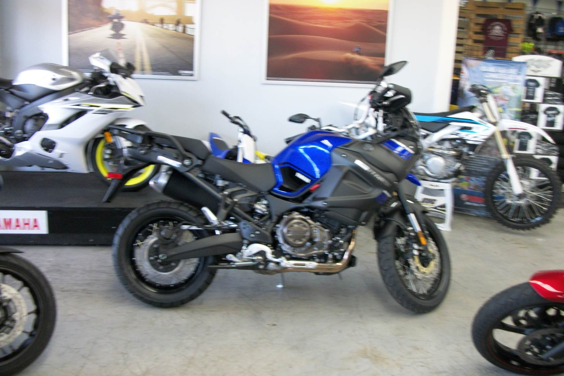 2018 Yamaha Super Ténéré in Simi Valley, California