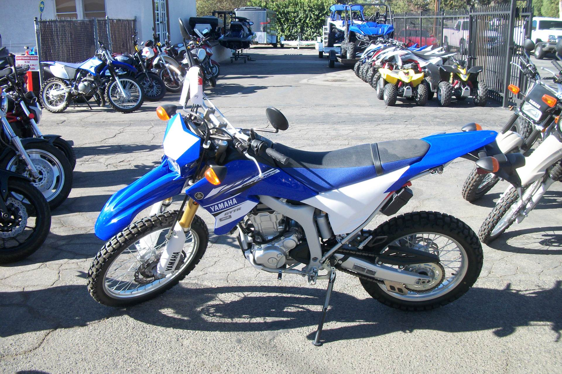 New 2018 yamaha wr250r motorcycles in simi valley ca for 2018 yamaha wr250r