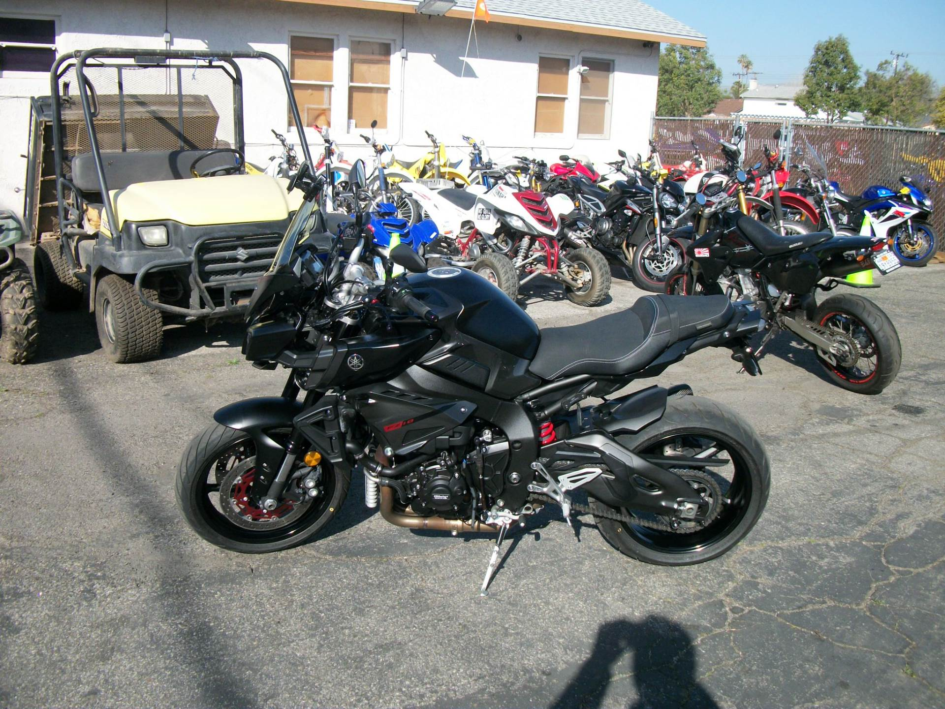 2017 Yamaha FZ-10 in Simi Valley, California - Photo 1
