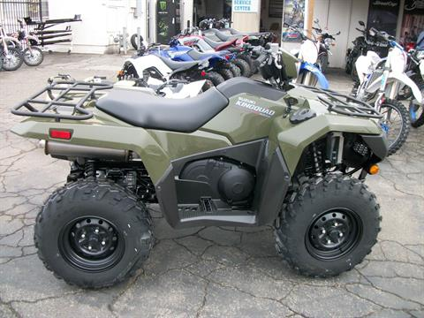 2020 Suzuki KingQuad 500AXi Power Steering in Simi Valley, California
